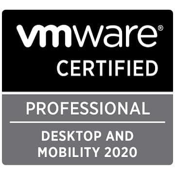 VCP-DTM 2020 Exam Questions